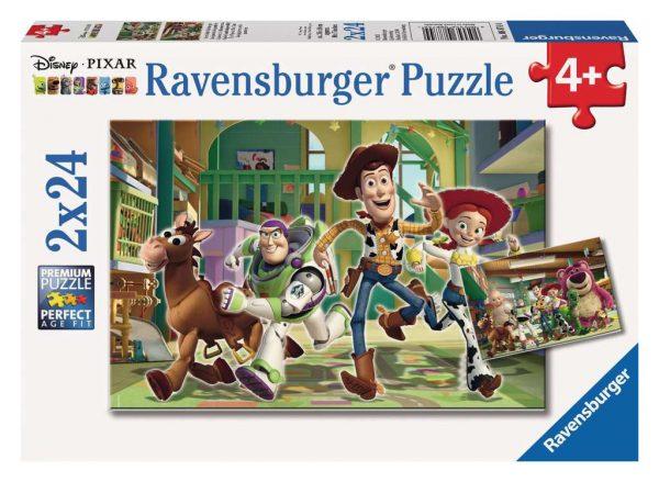 Toy Story Woody Jessie Ravensburger