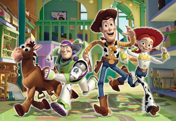 Toy Story Woody Jessie Puzzel