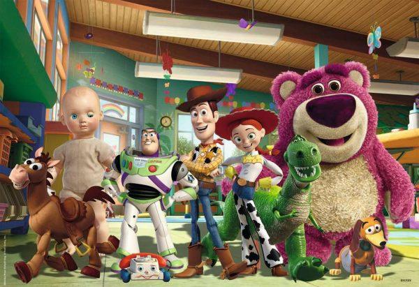 Toy Story Woody Jessie