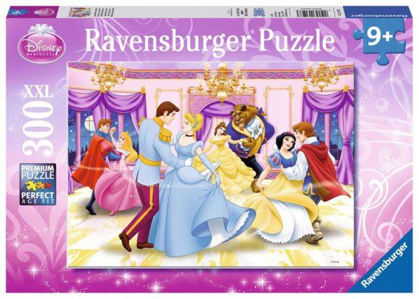 Ravensburger Belle Assepoester Sneeuwwitje Doornroosje