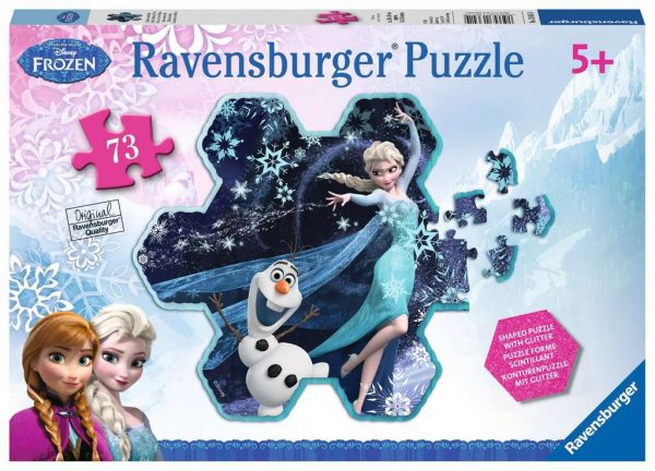 Elza Frozen Olaf Sneeuw Ravensburger
