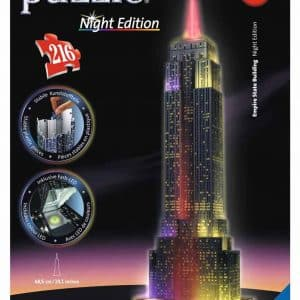 3d Puzzel Empire State Building By Night Ravensburger125661 01 Kinderpuzzels.nl .jpg