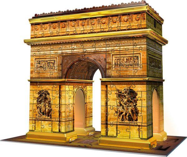 3d puzzel arc de triomphe