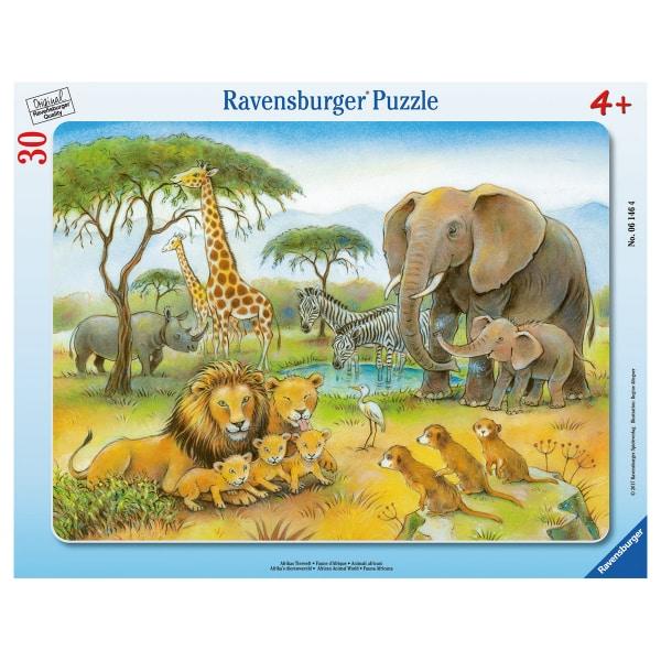 Ravensburger Dierentuin Puzzel Kinderen