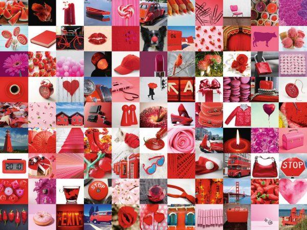 99 mooie rode dingen rood