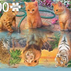 A Kitten S Dream Jumbo18850 01 Legpuzzels.nl