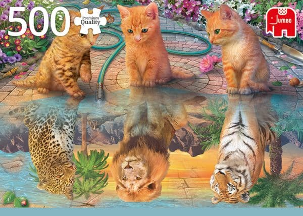 A Kitten S Dream Jumbo18850 01 Legpuzzels.nl
