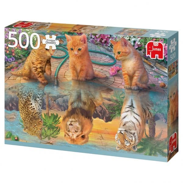 A Kitten S Dream Jumbo18850 02 Legpuzzels.nl