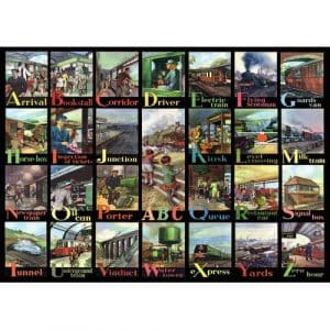 A To Z Of Rail The House Of Puzzles Legpuzzel 5060002003718 1.jpg