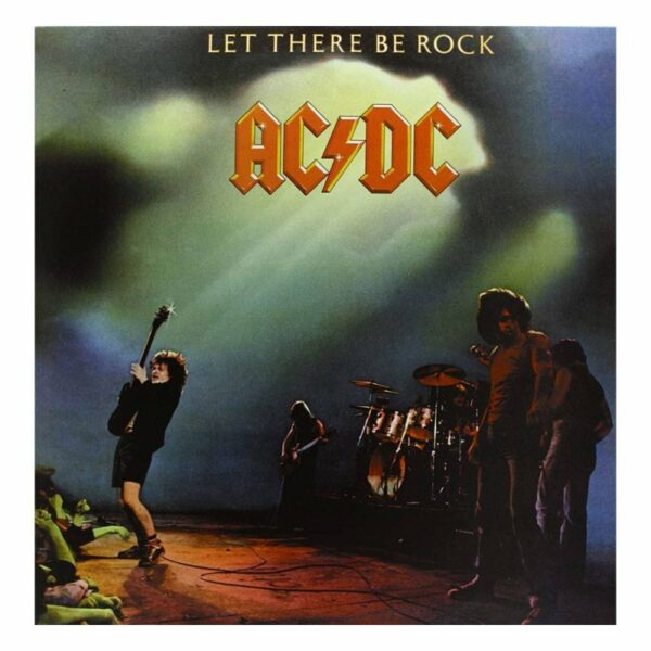 Ac Dc Let There Be Rock Rocksaws