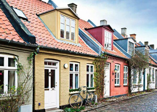 Aarhuus Denemarken Legpuzzel
