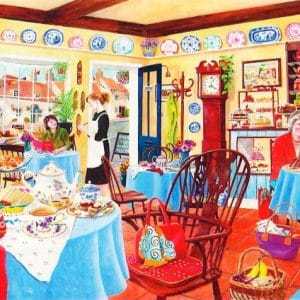 Afternoon Tea The House Of Puzzles Legpuzzel 5060002002513 1.jpg