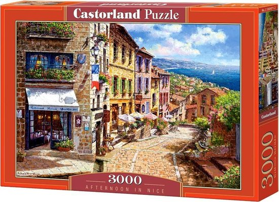 Afternoon In Nice Castorland