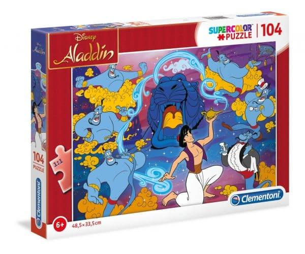 Aladdin Geest Lamp Disney