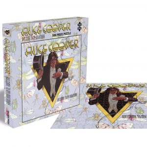 Alice Cooper Welcome To My Nightmare Rocksaws54280 01 Legpuzzels.nl