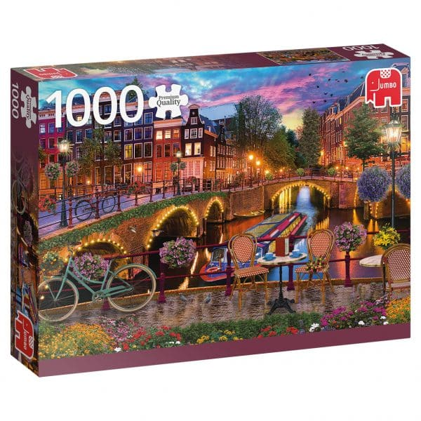 Amsterdam Canals Jumbo18860 03 Legpuzzels.nl