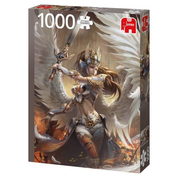 Angel Warrior Jumbo Legpuzzels