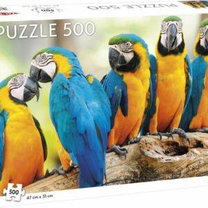 Animal Parrots Tactic