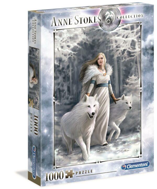 Anne Stokes Winter Guardians