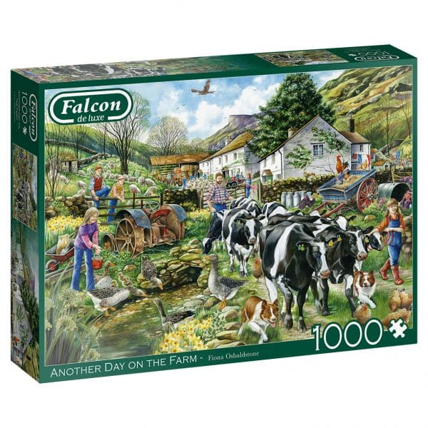 Another Day On The Farm Jumbo11283 03 Legpuzzels.nl