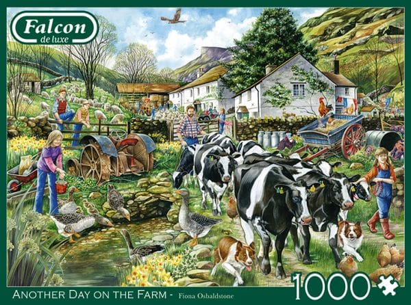 Another Day On The Farm Jumbo11283 04 Legpuzzels.nl