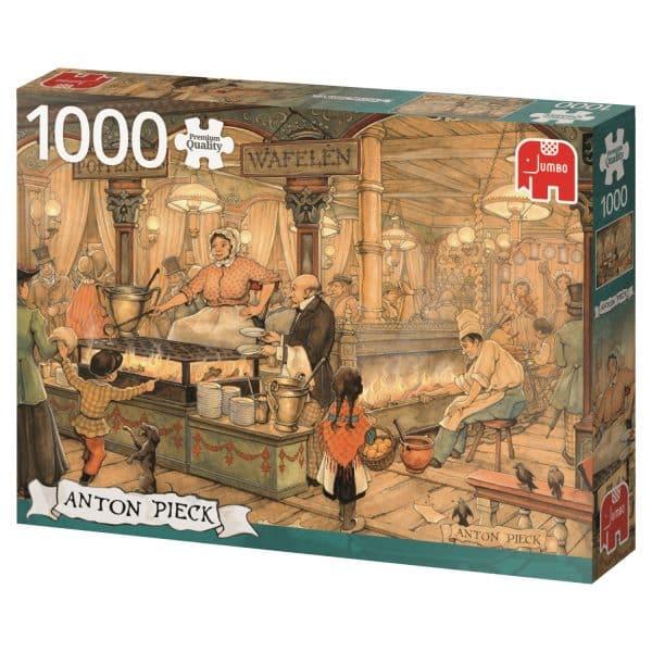 Anton Pieck Poffertjes Jumbo Legpuzzels
