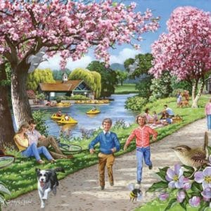 Apple Blossom Time The House Of Puzzles Legpuzzel 5060002004326 1.jpg