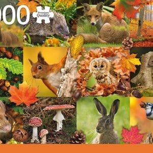 Autumn Animals Jumbo18863 01 Legpuzzels.nl