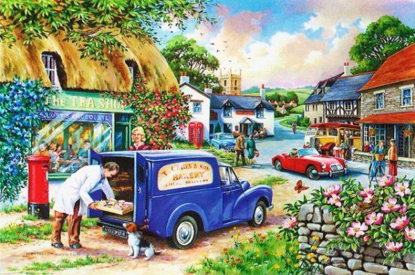 Bakers Dozen The House Of Puzzles Legpuzzel 5060002002278 1.jpg