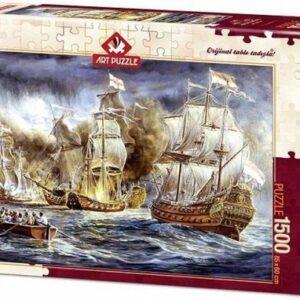 Battleship War Art Legpuzzels