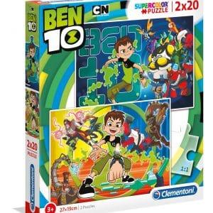 Ben Tennyson 10 Clementoni Kinderpuzzel
