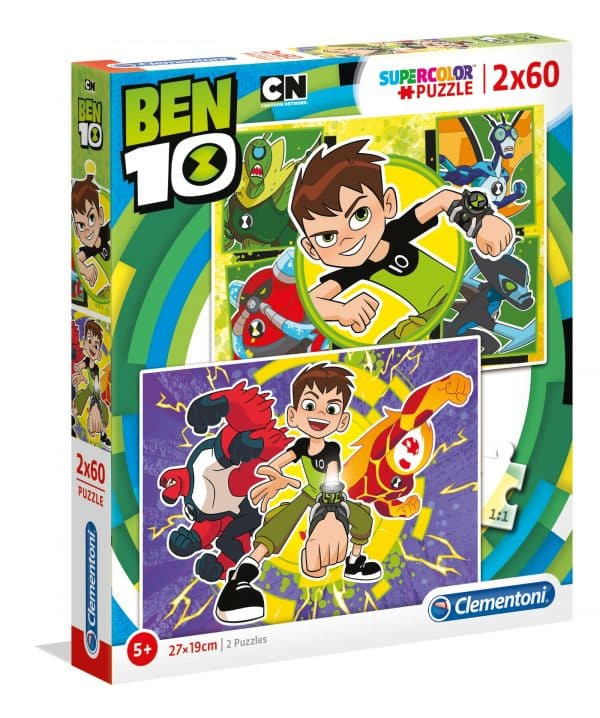 Ben 10 Cartoon Network studios