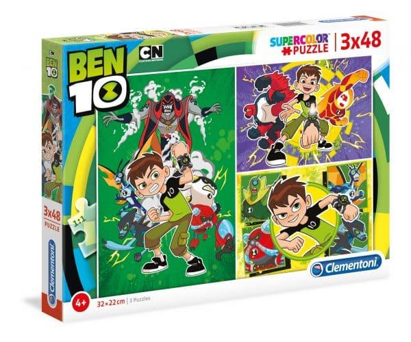 Ben 10 Clementoni25225 01 Kinderpuzzels.jpg