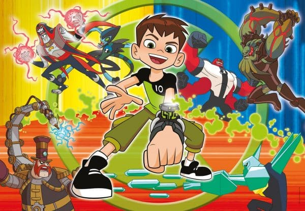 Ben 10 Cartoon Network Gwendolyn
