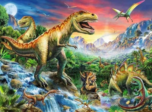 Bij De Dinosaurusssen Ravensburger106653 01 Kinderpuzzels.nl .jpg