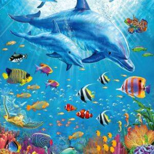 bijeenkomst van de dolfijnen 128891 1 ravensburger