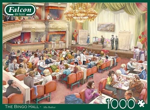 Bingo Hall Faclon