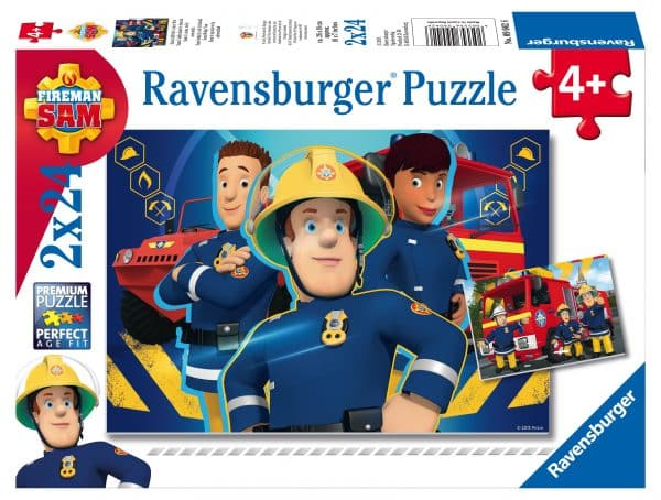 Brandweerman Sam Sam Helpt Je Uit De Brand Ravensburger090426 01 Kinderpuzzels.nl .jpg