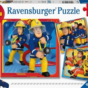 brandweerman sam onze held sam 50772 1 ravensburger