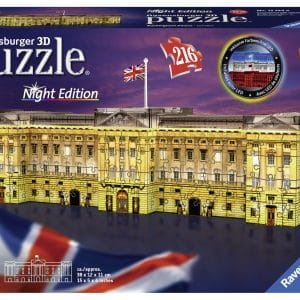 Buckingham Palace Night Edition Ravensburger125296 02 Legpuzzels.nl