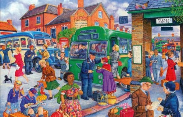 Bus Station The House Of Puzzles Legpuzzel 5060002003077 1.jpg