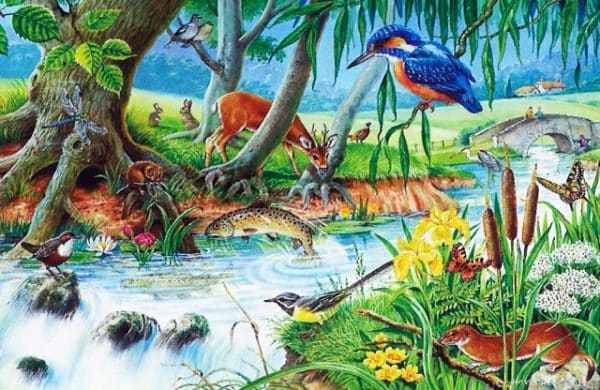 By The Riverbank The House Of Puzzles Legpuzzel 5060002001370 1.jpg
