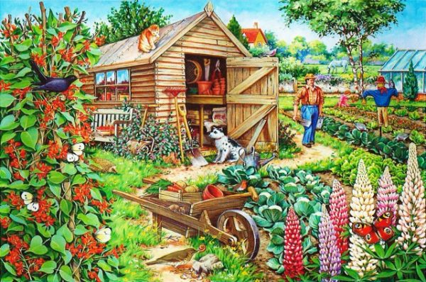 Cabbage Patch The House Of Puzzles Legpuzzel 5060002002049 1.jpg
