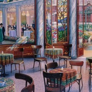 Cafebezoek Ravensburger164493 01 Legpuzzels.nl