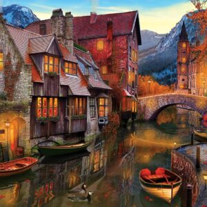 canal homes 14476 art puzzel 1