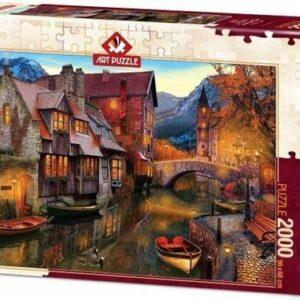 Canal Homes Art14476 01 Legpuzzels