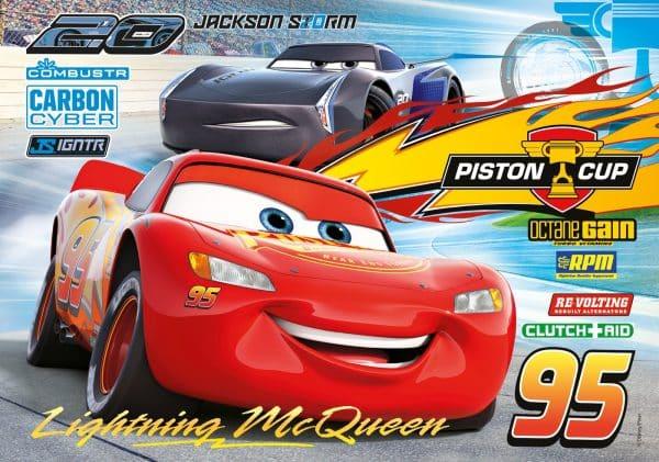 Cars 3 Clementoni Kinderpuzzels McQueen