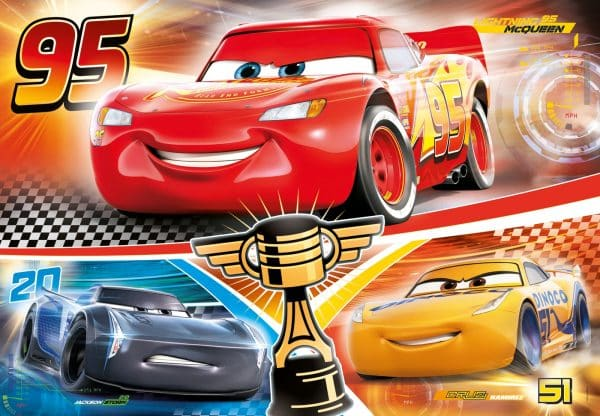 Cars Disney Pixar Lightning McQueen