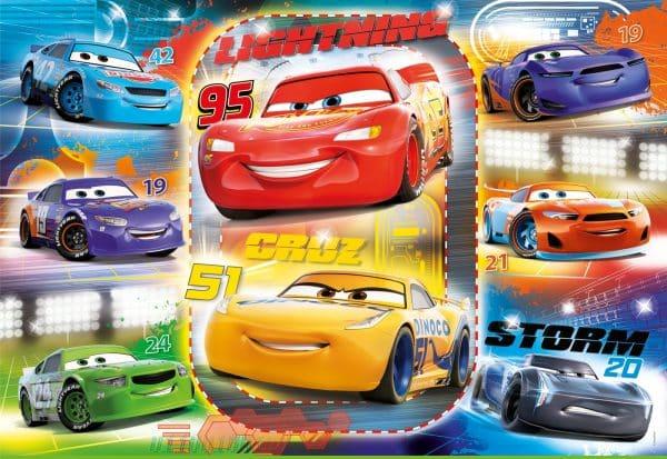 Cars 3 Vloerpuzzel Clementoni25455 01 Kinderpuzzels.jpg