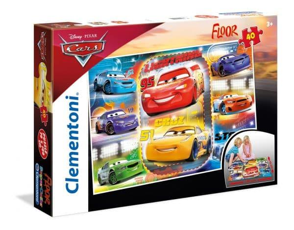 Cars 3 Vloerpuzzel Clementoni25455 02 Kinderpuzzels.jpg